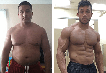 Men's Transformations